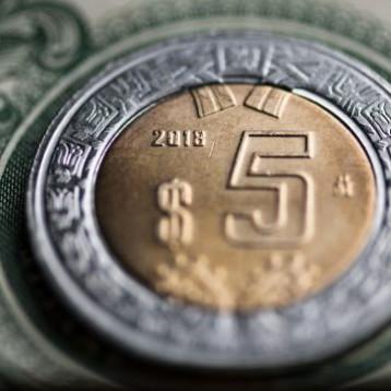 Peso extiende su racha positiva: cotiza en 22.59 por dólar