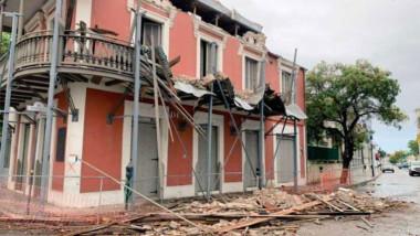 Sismo azota Puerto Rico y deja varios daños