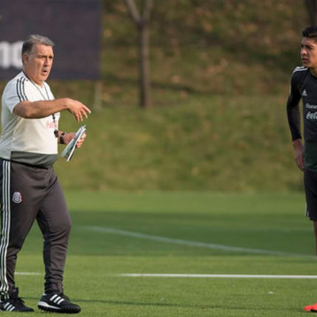 """Tata"" Martino prevé que la selección mexicana volvería a jugar hasta 2021"