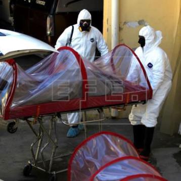 Sube a 9,415 el número de muertes en México por COVID-19