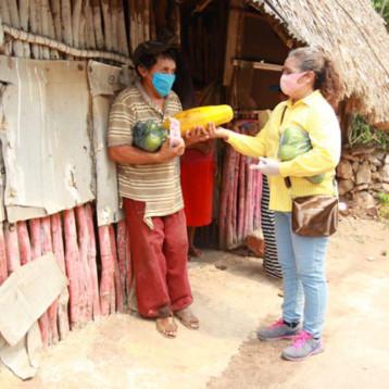 Yucatán muestra una vez más su lado solidario