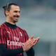 Milan descarta rotura del tendón de Aquiles de Zlatan Ibrahimovic