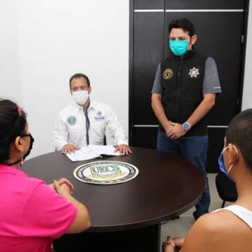 """Encuentran en San Camilo a menor """"desaparecido"""""""