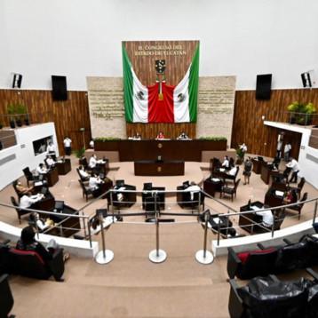 Finaliza segundo periodo ordinario del Congreso