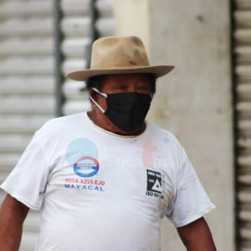 En dos días, mueren 15 yucatecos por coronavirus