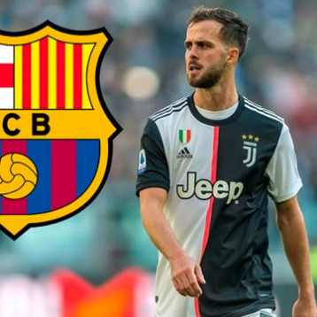 Barcelona anuncia el fichaje de Miralem Pjanic, por 60 millones de euros