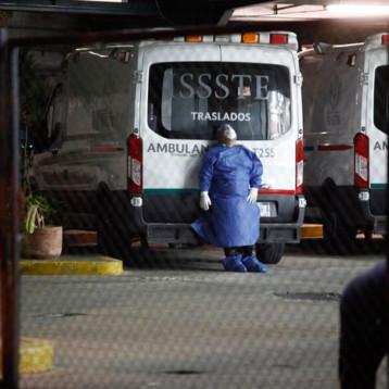 Se quintuplica en un mes el número de muertos por COVID-19 en México