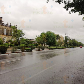 "Continuarán las lluvias por tormenta tropical ""Cristóbal"""