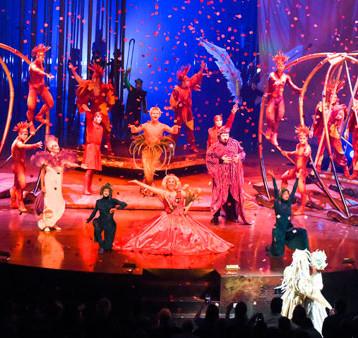 Cirque du Soleil solicita protección por bancarrota