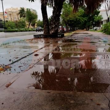 Mucho calor y probables lluvias para la tarde