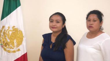 Maxcanú ya tiene nueva alcaldesa