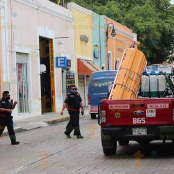 'Falsa alarma' moviliza a policías y bomberos