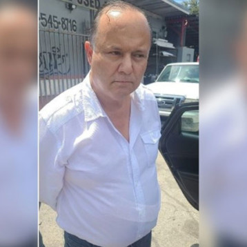Arresto de César Duarte no fue un regalo de EU: Corral
