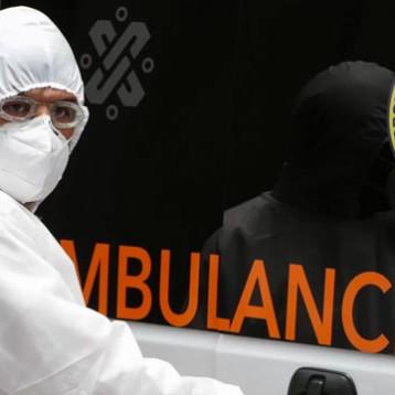 México rebasa a Francia y ya es el quinto país con más muertes por COVID-19