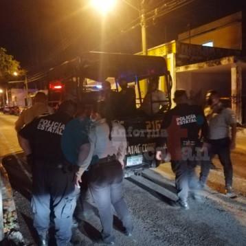Detenidos 'sospechosos' sujetos por el rumbo del Chembech