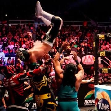 Lucha Libre se reinventa