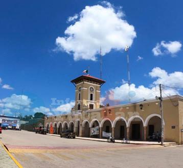 ¿Quién quedaría al frente del Ayuntamiento de Maxcanú?