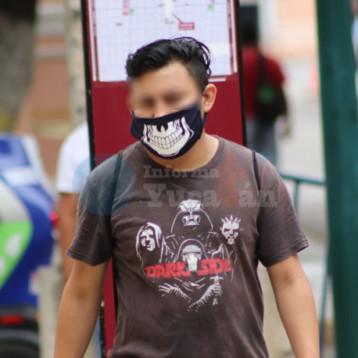 En una semana, mueren 110 personas por covid en Yucatán