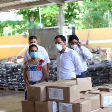 """Vila pide a yucatecos """"unidad"""" y dejar a un lado los temas partidistas"""
