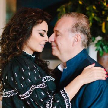 Yadhira Carrillo asegura que Juan Collado está delicado de salud