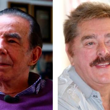 Los actores Mauricio Herrera y Raymundo Capetillo hospitalizados por covid19