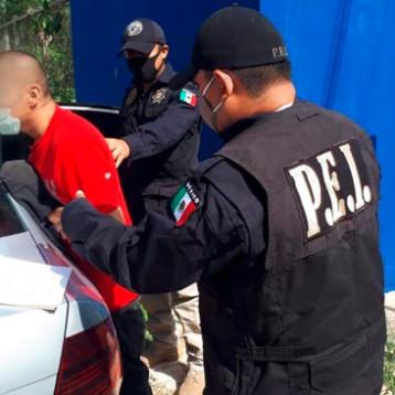 Detienen a presunto homicida de la Leandro Valle