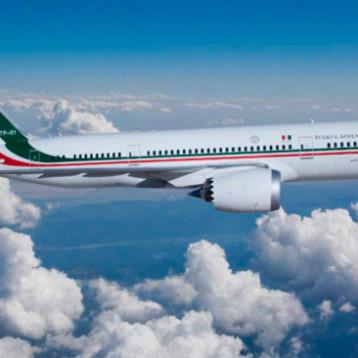 Gobierno revela oferta de 120 mdd por avión presidencial