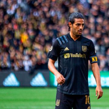 Carlos Vela no jugará con LAFC el torneo en Orlando