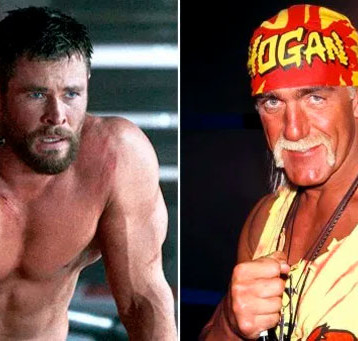 Chris Hemsworth se convertirá en Hulk Hogan para un film de Netflix