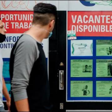 COVID-19 'borra' 1 millón 113 mil empleos formales en México