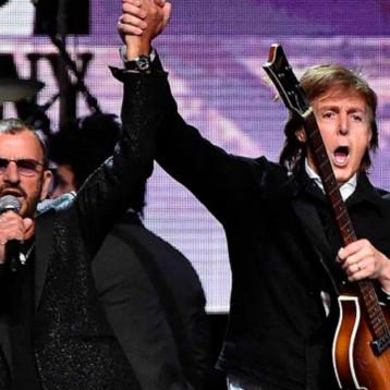 Ringo Starr festeja sus 80 años con concierto online con Paul McCartney