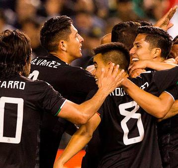 Filtran diseño de la nueva playera de la selección mexicana