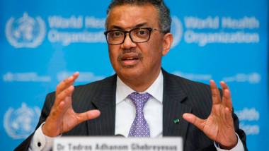 Director de la OMS pide entre lágrimas la unidad internacional para vencer la pandemia