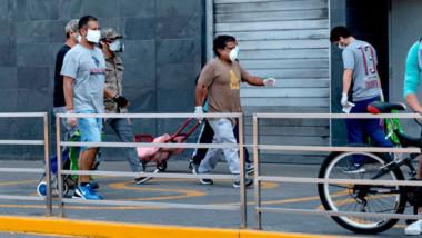 La OMS acepta que COVID puede contagiarse por el aire