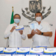 Donan miles de cubrebocas al Ayuntamiento de Mérida
