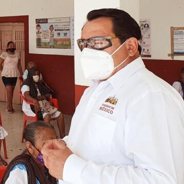 Huacho Díaz da positivo a covid