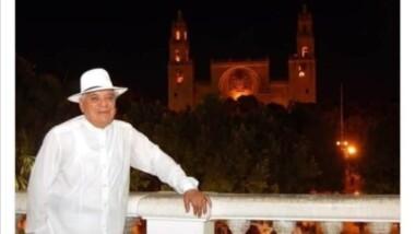 """Fallece en Mérida, Tony Camargo autor del 'Año viejo"""""""