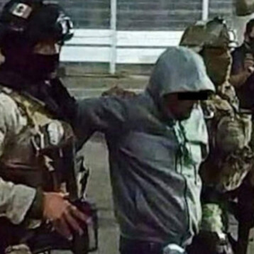 Trasladan a 'El Marro' a penal del Altiplano