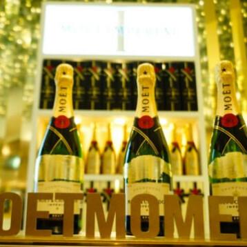 Moët & Chandon lanzará una botella de champagne inspirada en Cancún