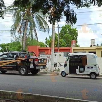 Mototaxistas 'se disputan' sitio de la Nora Quintana