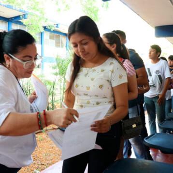 Habilitarán 10 sedes para el examen de nuevo ingreso de la Uady