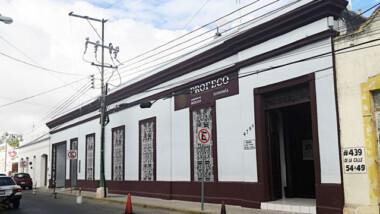 Por covid cierran la Profeco en Mérida