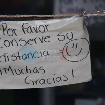 Rebasa Yucatán los 10 mil contagios de coronavirus