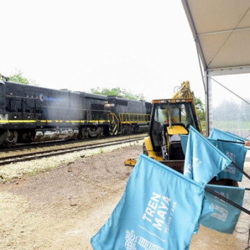 Tren Maya será eléctrico en casi la mitad del recorrido
