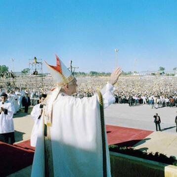 Se cumplen 27 de la histórica visita de Juan Pablo II a Yucatán