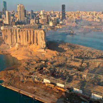 Explosión en Beirut: ascendieron a 137 los muertos y más de 5 mil heridos