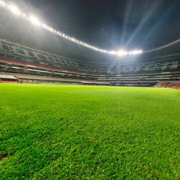 Estadio Azteca se reporta listo para recibir fútbol