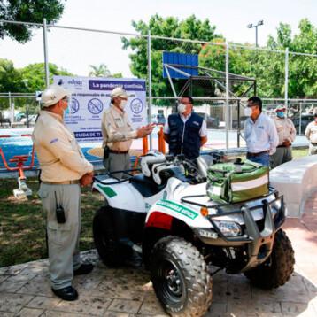 Aumentan el número de guardaparques en Mérida
