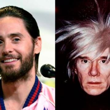 Jared Leto interpretará a Andy Warhol en película producida por él mismo
