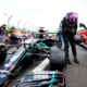 Lewis Hamilton ganó GP de Gran Bretaña con un neumático pinchado